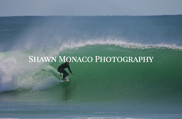 Nantucket Waves and Surfing a photo book by Shawn Monaco