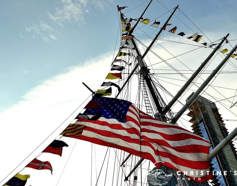 Seaport Stars n' Stripes
