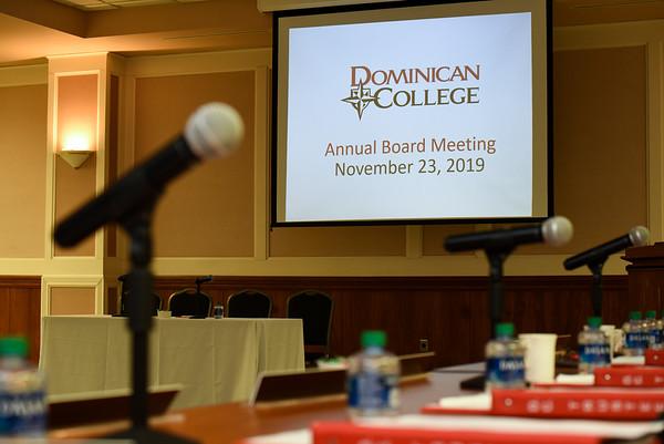 2019 Annual Board meeting 11/23/2019