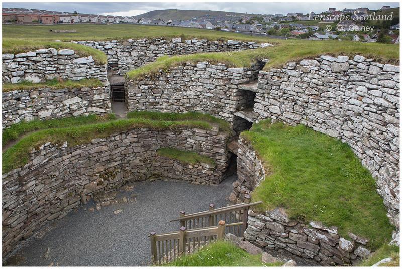 Clickimin broch, Lerwick, Shetland Islands