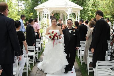 Claudiane and David Carbonara
