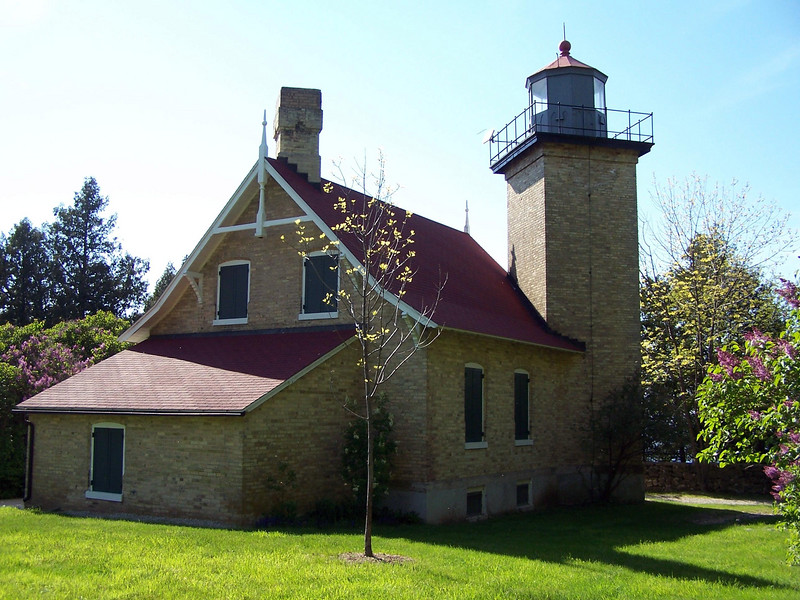 Eagle Lighthouse, Peninsula State Park