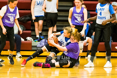 Destiny League 5th & 6th Grade Girls, February 23