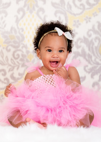 Baby Milani is 9 months old!