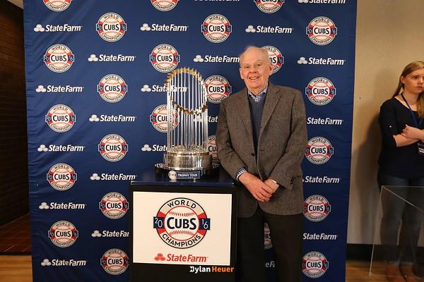 20170201 Cubs WS Trophy
