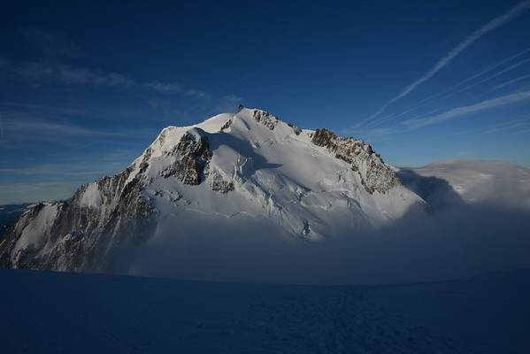 Mont Blanc  August 2-3, 2016