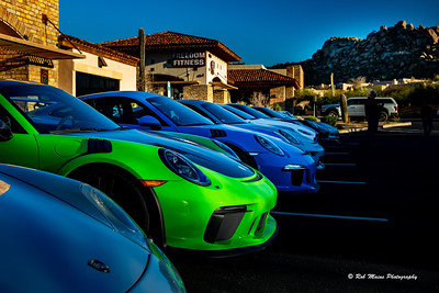 2020 March Alpio's Cars and Coffee
