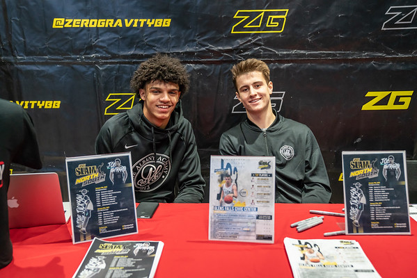 Zero Gravity Autograph Signing Event January 2019