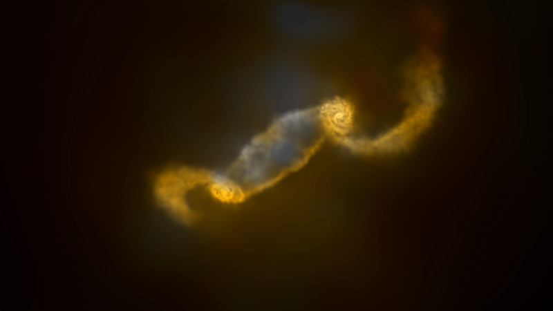 Smashing Galaxies