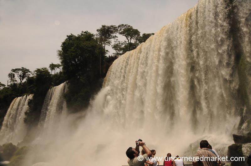 I Want This Shot - Iguazu Falls, Argentina