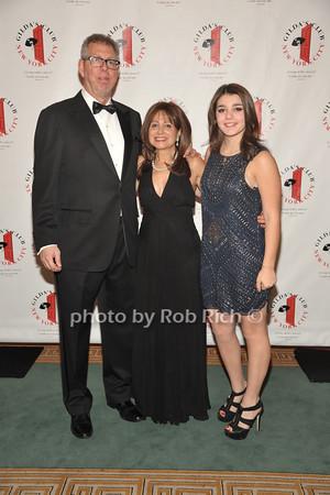 Jeff Friedman, Lily Safani, Natalie Friedman