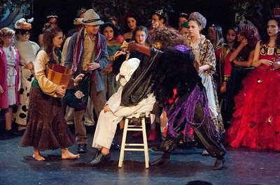 Into The Woods Conservatory (Saturday cast)