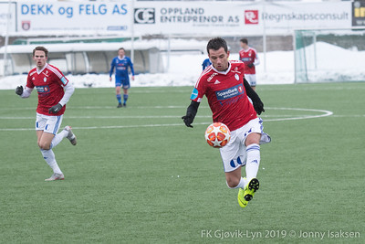FK GJØVIK-LYN 2019