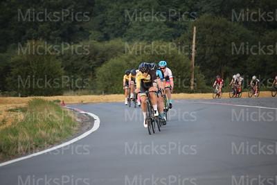 Bovingdon Bomber ladies race