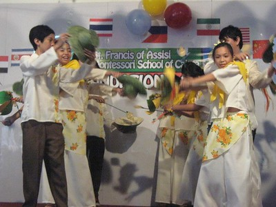 UN Day Celebration SY 2010-2011