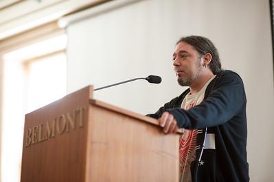 Spiritual Development Speaker Chris Heuertz