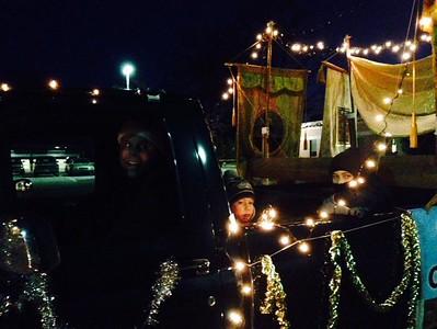 Saline Christmas Parade