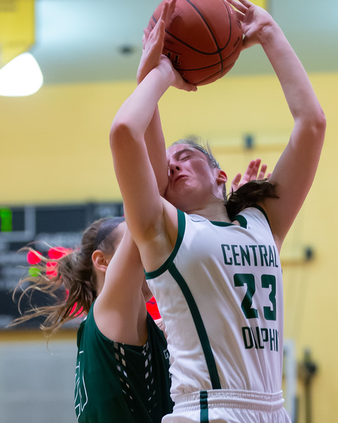 2019-20 Mid Penn Conference Championship Game   Central Dauphin vs. Trinity   February 13, 2020