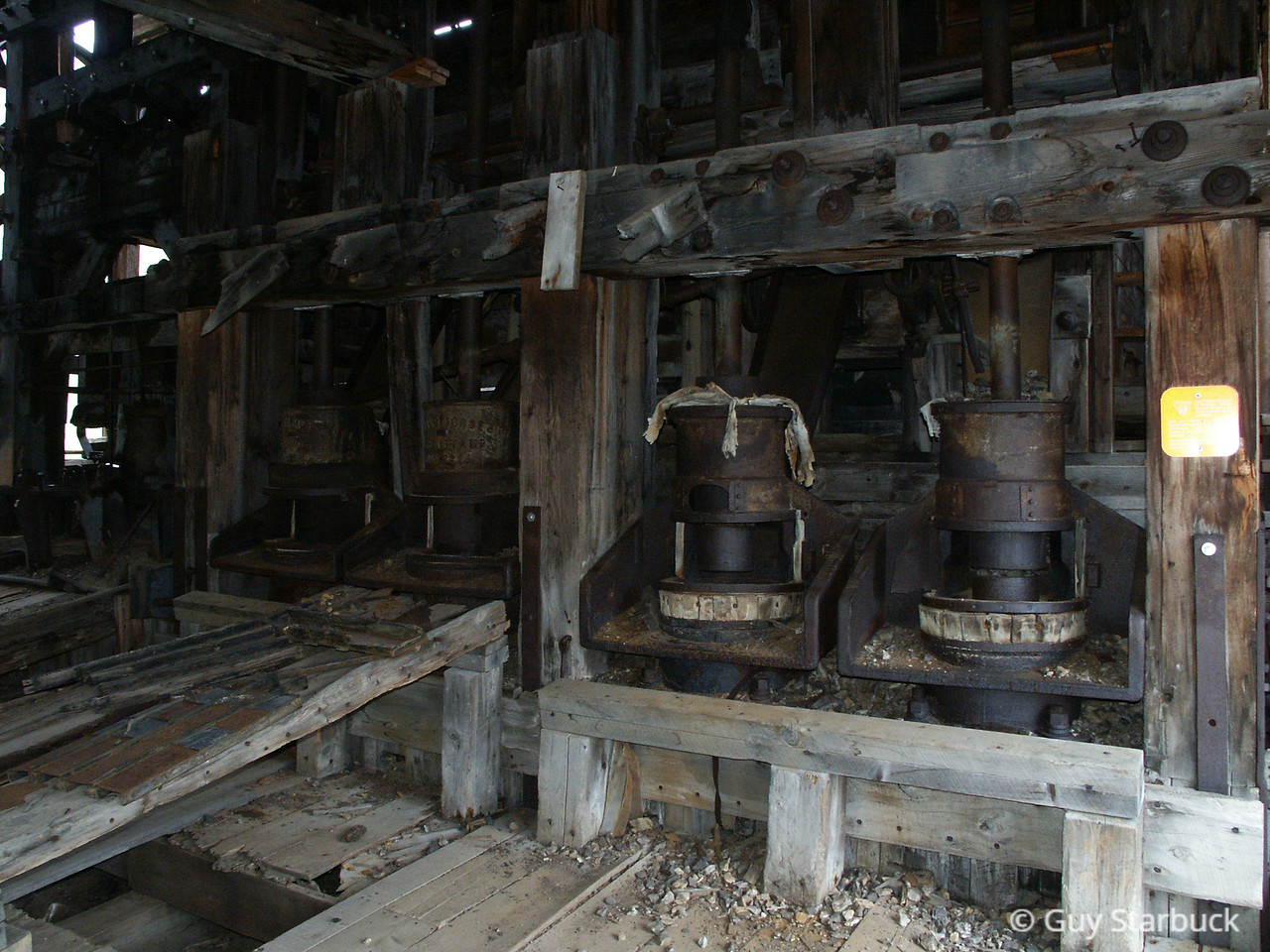 Sound Democrat mill