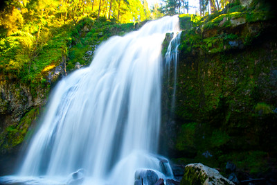 Little Mashel Falls 2