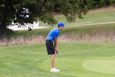 Boys Golf at Westchester