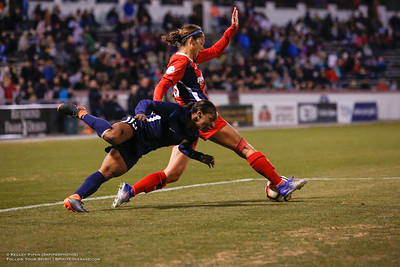 Washington Spirit v NC Courage Preseason (17 March 2018)