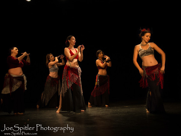 A Night of Traditional Bellydance 2013