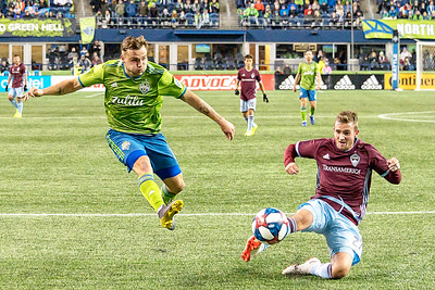 2019-03-09 - Sounders vs Colorado Rapids FC