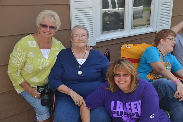 2012-09 Aunt Betty's 85th Birthday