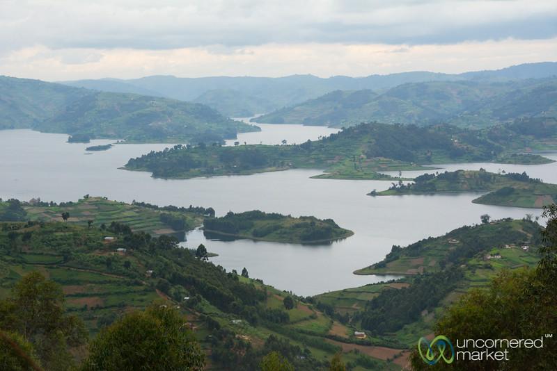 Islands and Hills of Lake Bunyonyi, Uganda