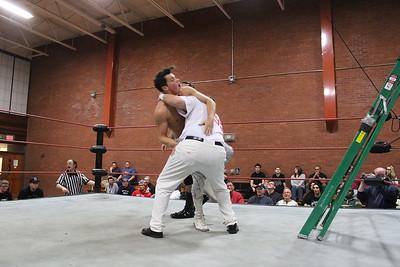 Liberty States Wrestling Holiday Havoc December 3, 2016