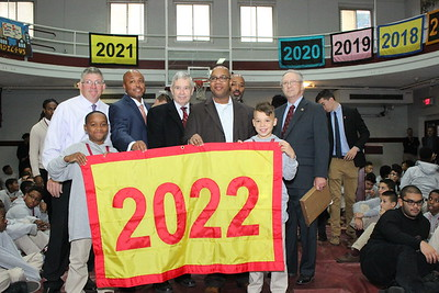 Class of 2022 Banner Presentation