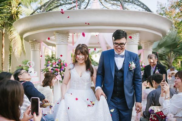 WEDDING 花蓮婚禮|花蓮理想大地 戶外婚禮