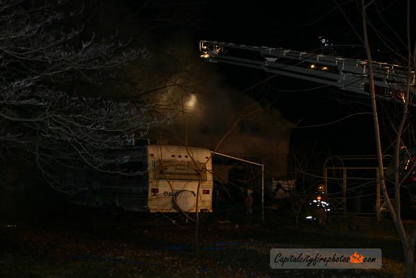 1/5/11 - Hampden Township - Erbs Bridge Road