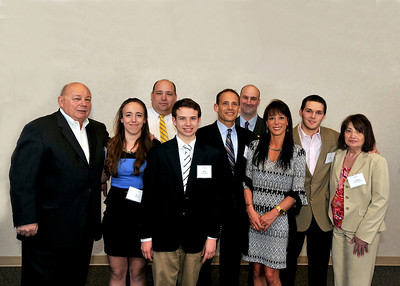 BABSON COLLEGE ALUMNI Hall of Fame Inductees and Families   4.12.2013