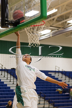 1-9-2017 Rock Ridge at Woodgrove Boys Basketball (Varsity)