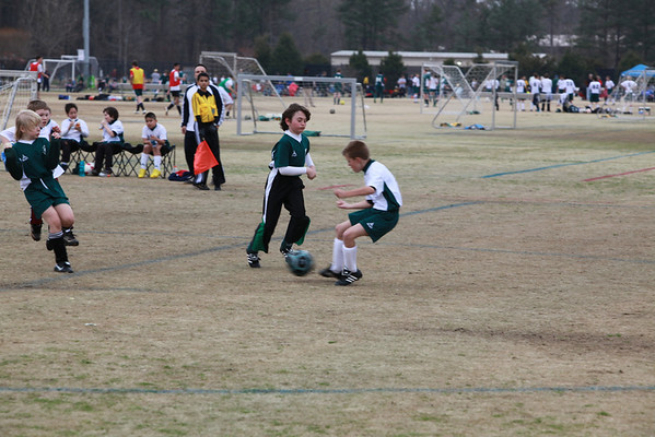 Dacula Soccer March 28th