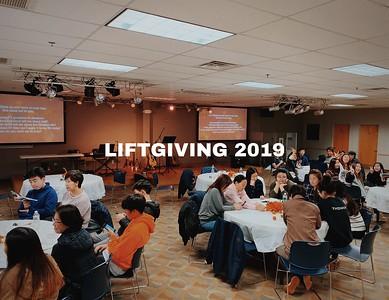 LIFTgiving 2019