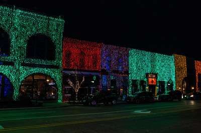 Rochester Lights 12/24/18
