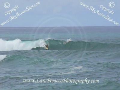 2008_11_15 - MATT - VIDEO Surfing Jocko's, North Shore