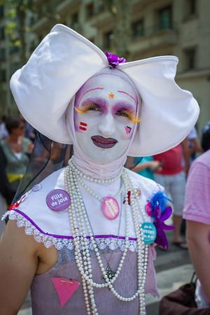 Gay Pride Lyon 2013