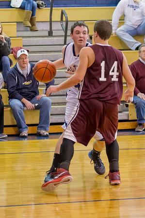 12-20-2014 Southern Girls and Boys Basketball