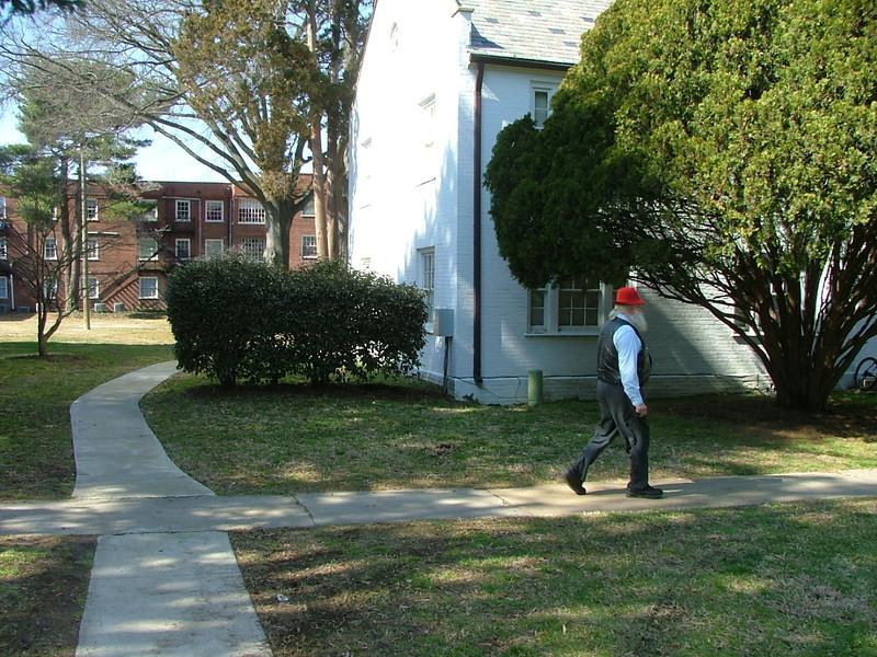 Gilmore Court (lived in 102 - bldg 300)