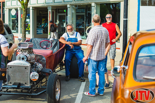 July Cruise-In 7-26-19