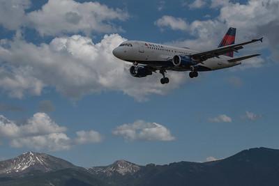 Jackson Hole Airport Landings