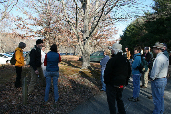 Forest Field Trip, Class of 2010, 20-Mar-2010