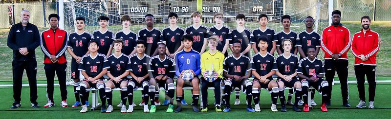 2020 LHHS Soccer Men