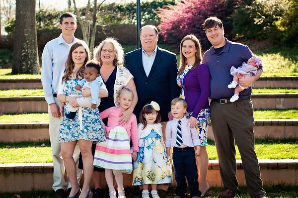 Logsden Family