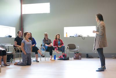 Tori Rhoades Workshop