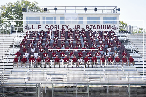 BHS Football Team Pictures 2016